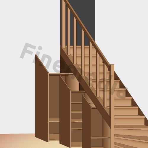 Les 20 meilleures id es de la cat gorie rangement sous escalier sur pinterest - Rangement sous escalier leroy merlin ...