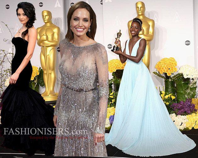2014 Oscars Red Carpet Fashion: Best Celebrity Dresses  #Oscars #celebrities #redcarpetfashion