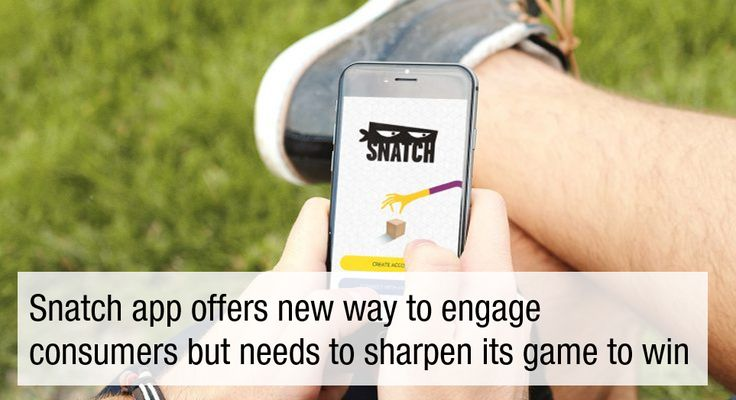 Snatch, the new Pokémon Go-esque app, allows shoppers to go on a virtual treasure hunt for parcels containing prizes such as discounts at major brands. Our market research suggests that whilst the app allows companies to connect with customers through an experience that's more immersive and fun than conventional, overtly targeted advertising, the execution isn't yet compelling enough to ensure long-term engagement. Here's why...