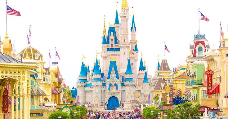 Walt Disney World's Magic Kingdom Touring Plan for a 2-Day Visit