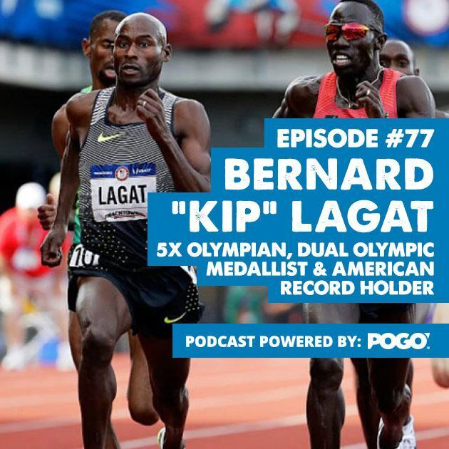 "The Physical Performance Show: Episode #77 Bernard ""Kip"" Lagat -5X Olympian, dual Olympic medallist"