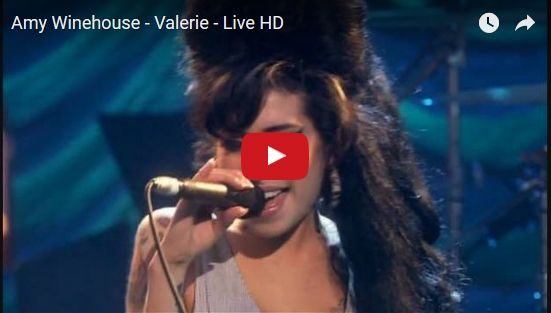 Watch: Amy Winehouse - Valerie - Live See lyrics here: http://amywinehouse-lyrics.blogspot.com/2010/08/valerie-lyrics-amy-winehouse.html #lyricsdome