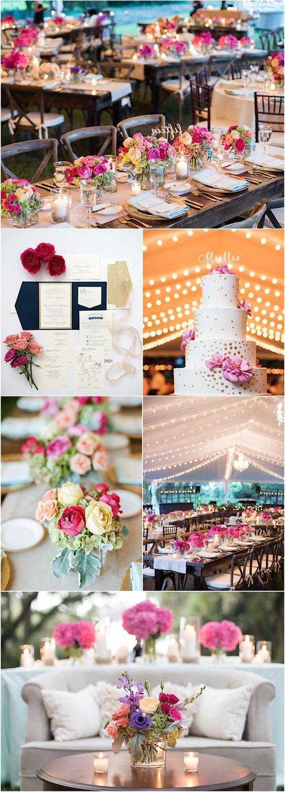 Featured Photographer: Marni Rothschild Pictures; Wedding reception ideas.