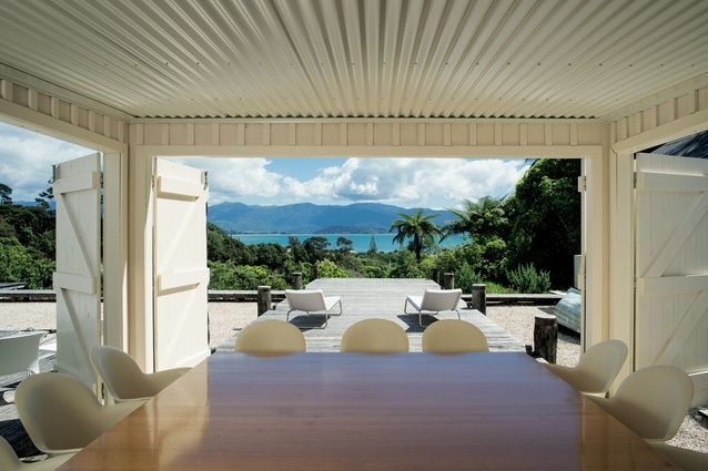 Tata Beach House | Profiled Metal Ceiling