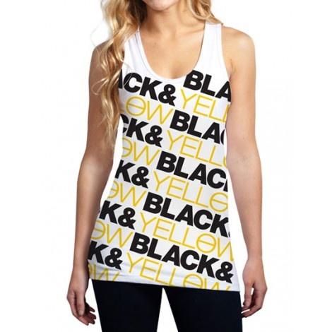 Kappa Alpha Theta: Black & Yellow Tank http://www.dormify.com/greek/kappa-alpha-theta/fine-jersey-kappa-alpha-theta-tank-black-and-yellow