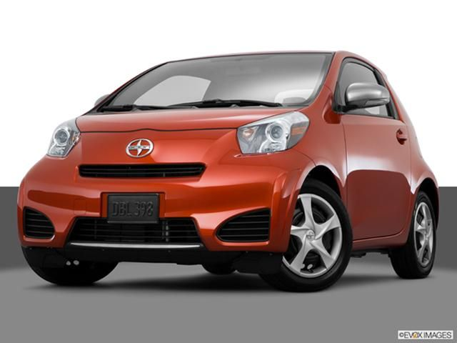 2016 Scion iQ Hatchback