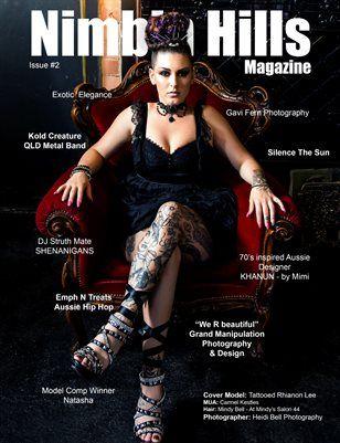 DIGITAL #Magazine #download ON SALE NOW $6 BE QUICK WONT LAST LONG #IndieMusic #Photography #Models #designers #creativeminds Nimbin Hills Magazine ISSUE 2