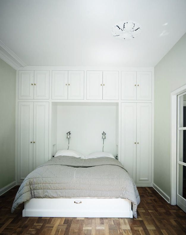 Help! How do we get more space in the cramped bedroom? | Bo-bedre.no