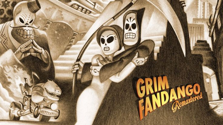 Humble Weekly Bundle: Grim Fandango Remastered and 4 more games ...