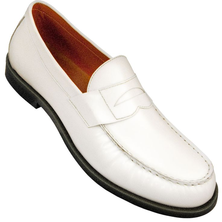 - These are classic dress loafers with raw leather soles for dancing. While you can dance just about anything in loafers, this style is favored by Balboa dancers. - They feature a Raw Leather Sole and