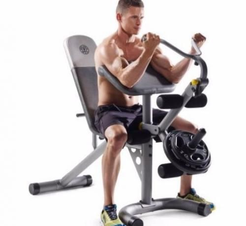 Ab-Workout-Bench-Adjustable-Fitness-Incline-Decline-Olympic-Muscle-Gym-Training