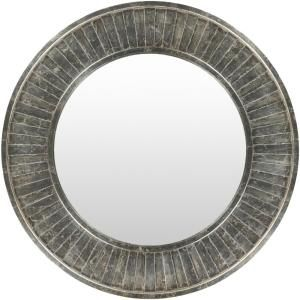 Artistic Weavers Prakash 40 in. x 40 in. Classic Framed Mirror-S00161005918 - The Home Depot