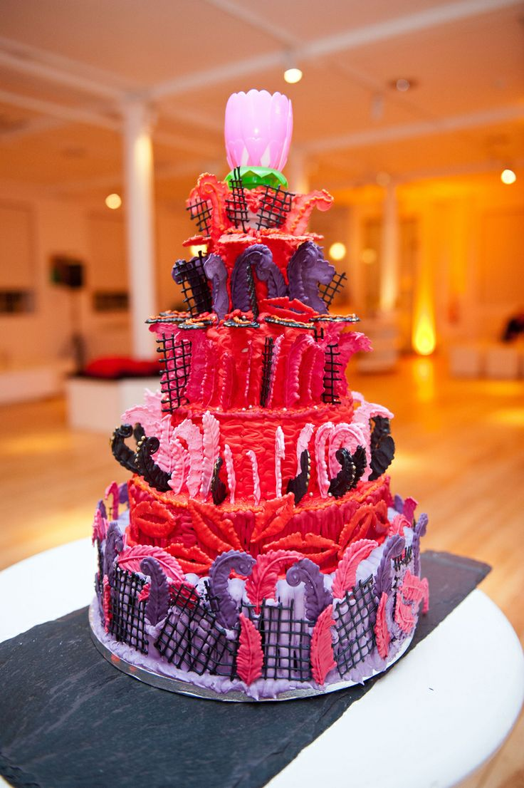 Moulin rouge party moulin rouge party pinterest - A Fabulous Moulin Rouge Bespoke Cake For A Burlesque Themed Birthday Bash