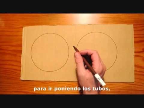 (subt) 7.1. La base de cartón: cómo hacerla.