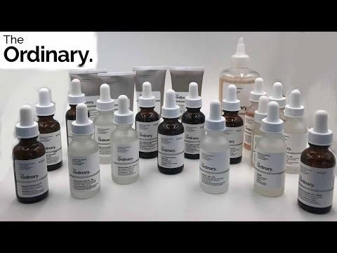The Ordinary Skincare Review   22 Products