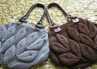 Tina's handicraft : crochet bags