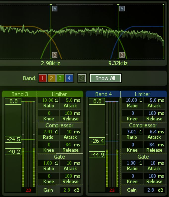 Mastering Through Presets Part 1: Multiband Compression - Ozone 5