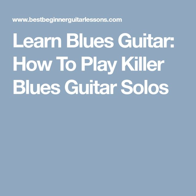 75 Best Guitar Solos You Need to Learn - Categorized by ...