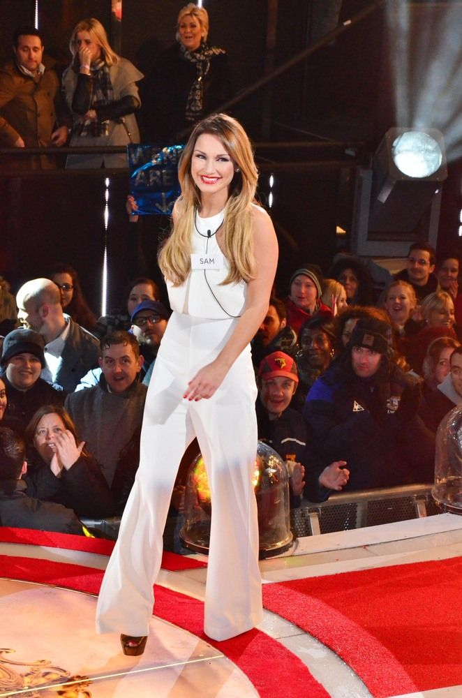 'Celebrity Big Brother' Line Up Revealed As Luisa Zissman, Sam Faiers, Dappy, Lee Ryan Enter The House