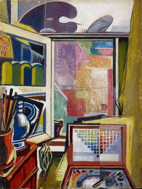 An image of Studio - 13 Eccleston Street by Roy de Maistre