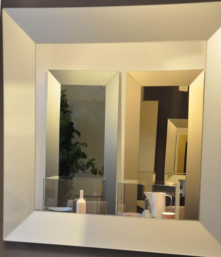 Denver mirrors in a Denver mirror :)
