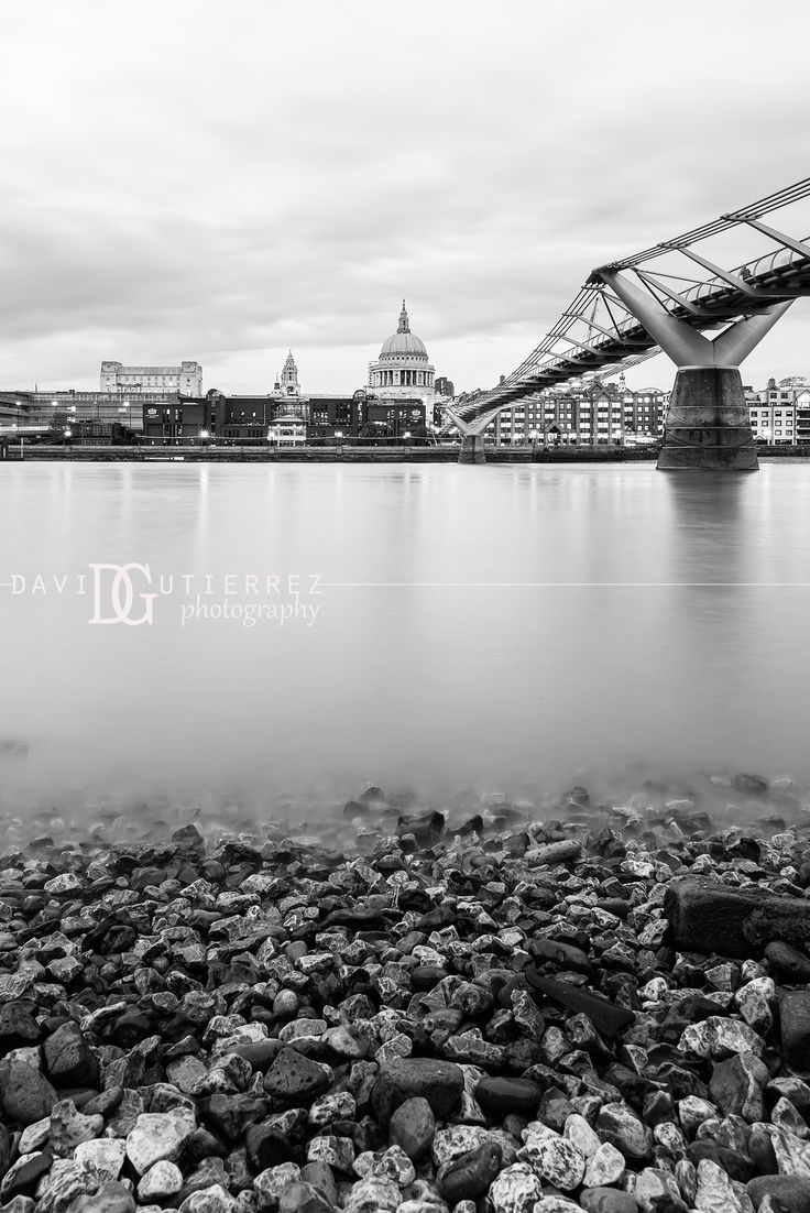 Low Tide, Bankside, London, UK. Image by David Gutierrez Photography, London Photographer. London photographer specialising in architectural, real estate, property and interior photography. http://www.davidgutierrez.co.uk #realestate #property #commercial #architecture #London #Photography #Photographer #Art #UK #City #Urban #Beautiful #Interior #Arts #Cityscape #Travel #Building #Interiors #Indoor #BlackAndWhite #BlackAndWhitePhotography #Monochrome #Greyscale #StPaulsCathedral #RiverThames