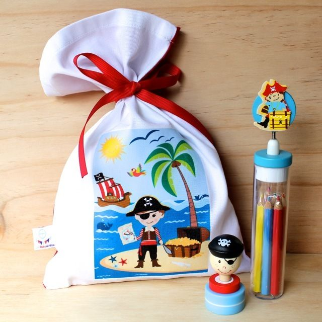 Cotton Pirate Bag Gift Pack