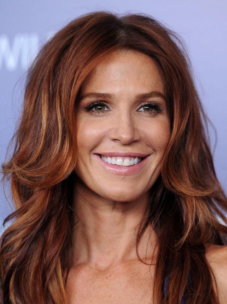 brun et roux cheveux plus - Coloration Brune Sans Reflet Roux