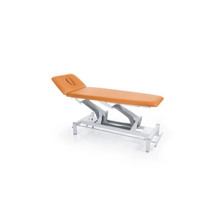 M-S2.F0 Terapeuta - Stół do masażu i rehabilitacji - dwusekcyjny