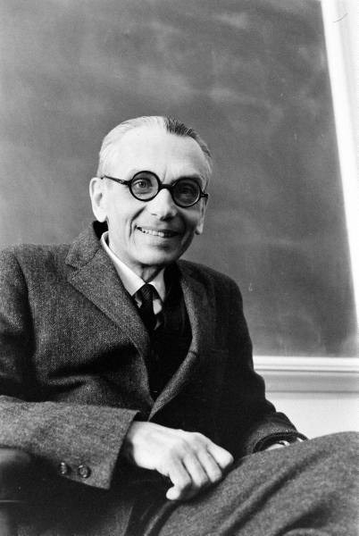 KURT GODEL.  Made the remarkable discovery (and proved it) that all consistent systems of axioms are incomplete.  Take math, for instance.  Godel's proof states that there are TRUE statements (theorems) about math, that math itself does not have the ability to prove true. I sure hope Riemann's Hypothesis is not undecidable.