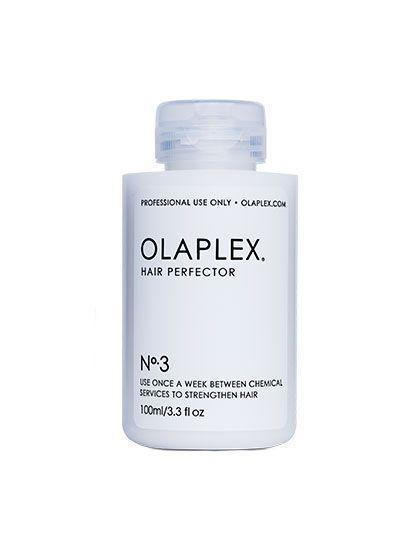 Platinum Blonde Hair Care - Olaplex Hair Perfector No. 3 | allure.com