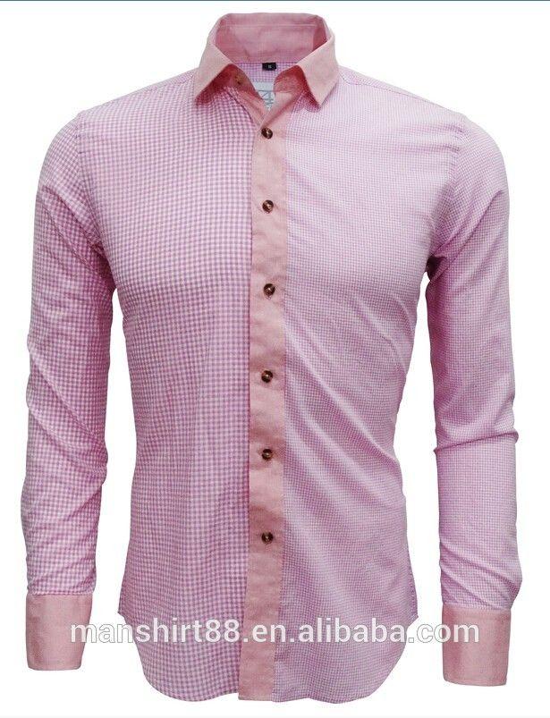 Latest shirt designs Pink linen&cotton high fashion casual shirts for men, View latest casual shirts designs for men, MeiHu Product Details from Zhejiang Meihu Dress Co., Ltd. on Alibaba.com