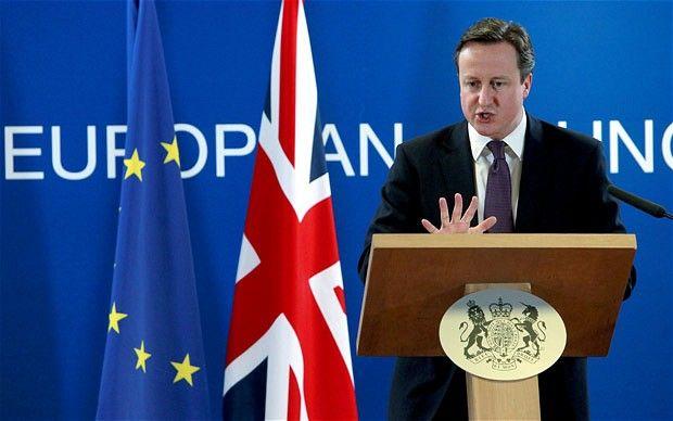 David Cameron should not resign if he loses EU referendum, says Tory backbencher - Telegraph