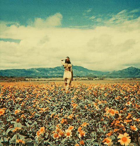 flower child. Neil Krug
