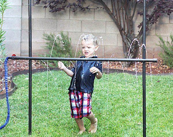 10 juegos de agua para el jardín 9