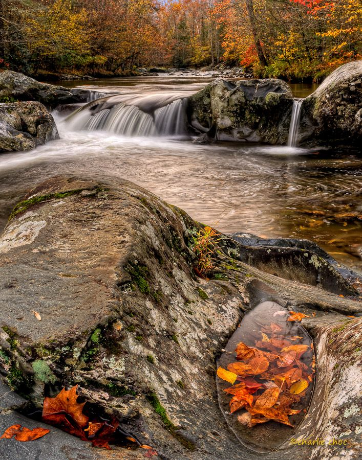 The Smoky Mountains are so beautiful in the fall. #Smoky #Mountains #Hiking #Cades #Cove #National #Park #Smokies #Smokey