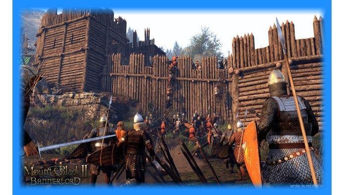 Mount Blade 2 Bannerlord Sign Up Beta Srednevekove