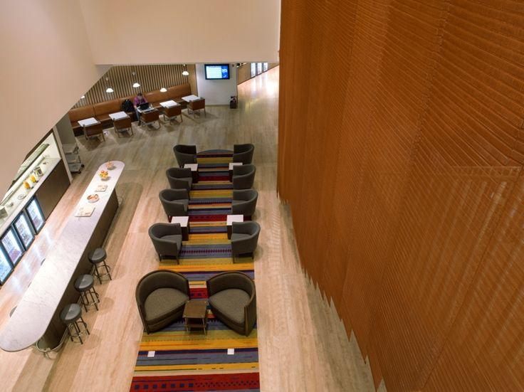 LAN y TAM inauguran el Salón VIP más grande de Sudamérica en el Aeropuerto Int de Santiago