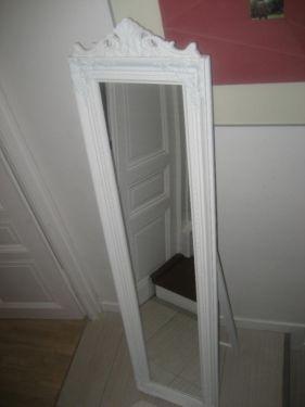 Standspiegel, Stil: Barock, Weiß in Hessen - Oberursel (Taunus) | eBay Kleinanzeigen