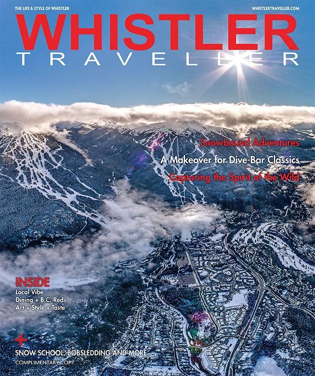 @travellercanada #winter 2017 issue