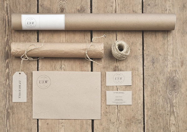 Up Your Wall by Kalle Schütz, branding and communication strategy