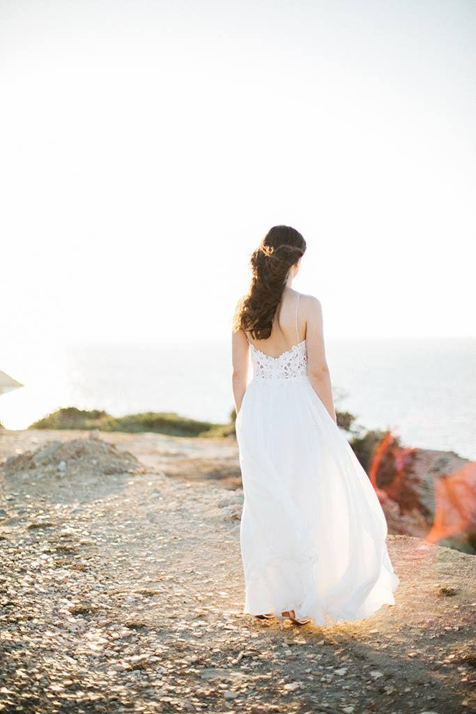 - breathing dreams like air -  F. Scott Fitzgerald  #bridalportrait #realwedding #weddinginGreece