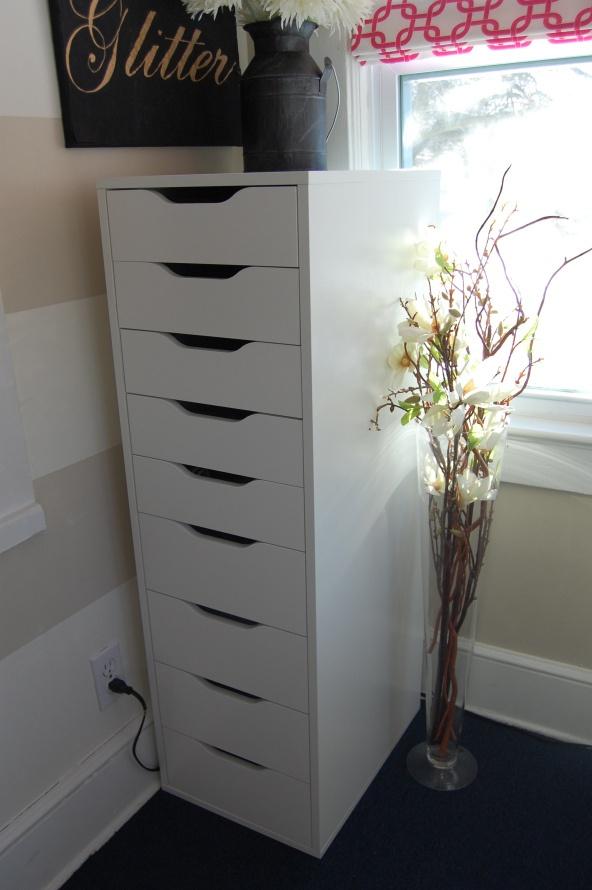 Craft storage ikea