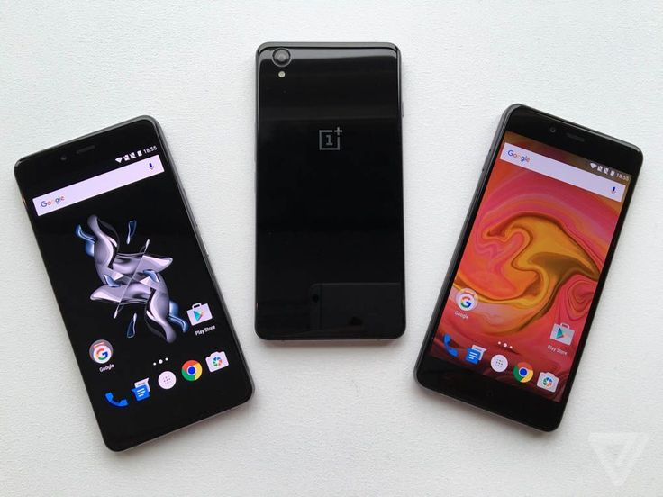 A closer look at the OnePlus X | The Verge