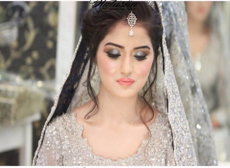 Stunning bride done by #NatashaSalon #IHeartNatasha ❤️