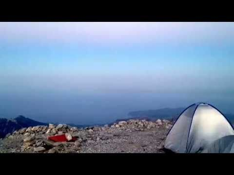 Ανατολή στην Πυραμίδα του Ταΰγετου - YouTube