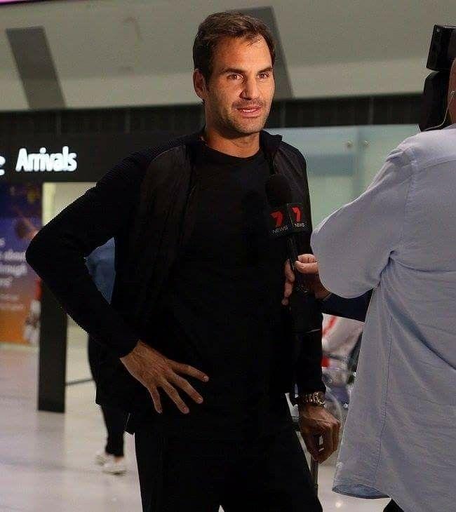 RF in Perth Airport 2017