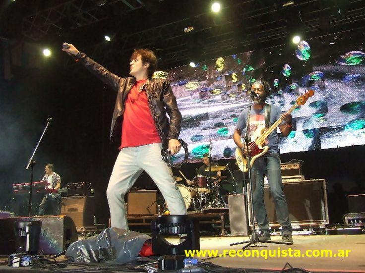Cosquín Rock 2013, Ciro y los Persas