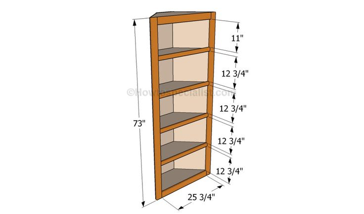 this step by step diy project is about how to build corner shelves building simple shelves for. Black Bedroom Furniture Sets. Home Design Ideas