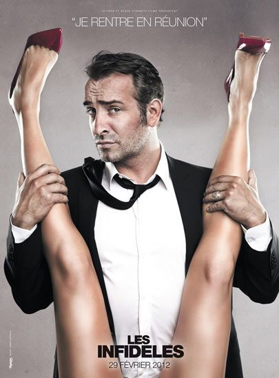Dujardin. Not black and white, but c'mon. P.S: it's only sexist when I say so.